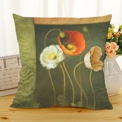 Kuddfodral - Natur - Blommor 262
