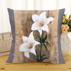 Kuddfodral - Natur - Blommor 269