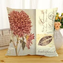 Kuddfodral - Natur - Blommor 279