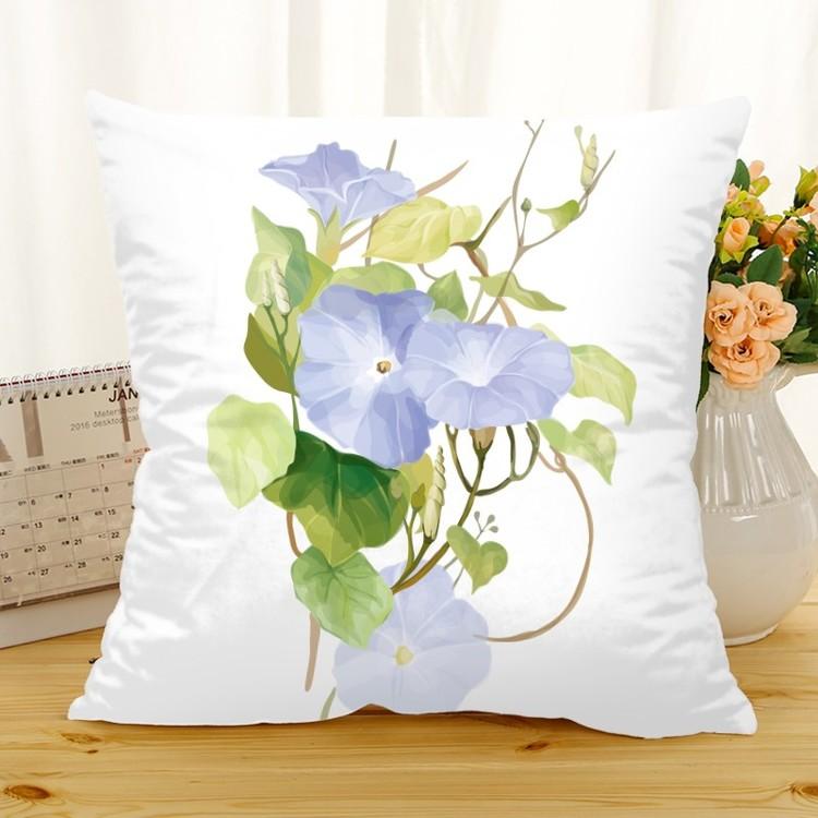 Kuddfodral - Natur - Blommor 282