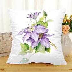 Kuddfodral - Natur - Blommor 284