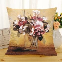 Kuddfodral - Natur - Blommor 296