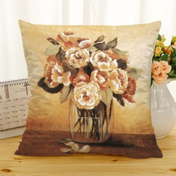Kuddfodral - Natur - Blommor 297