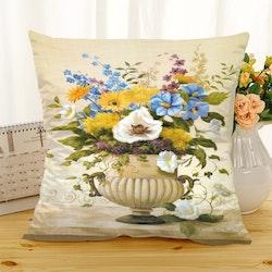 Kuddfodral - Natur - Blommor 300