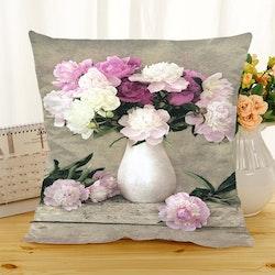 Kuddfodral - Natur - Blommor 309