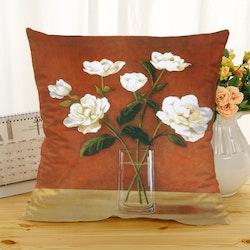 Kuddfodral - Natur - Blommor 319