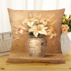 Kuddfodral - Natur - Blommor 330