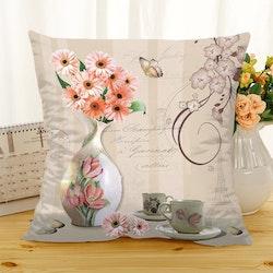 Kuddfodral - Natur - Blommor 332