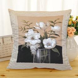 Kuddfodral - Natur - Blommor 336