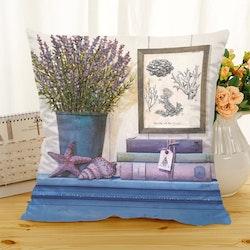 Kuddfodral - Natur - Blommor 347