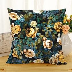 Kuddfodral - Natur - Blommor 366