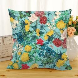 Kuddfodral - Natur - Blommor 374