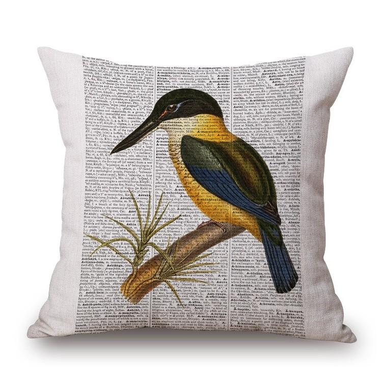 Kuddfodral - Fåglar 38