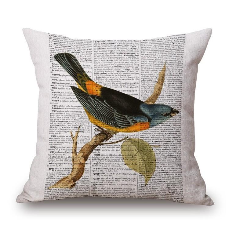 Kuddfodral - Fåglar 41