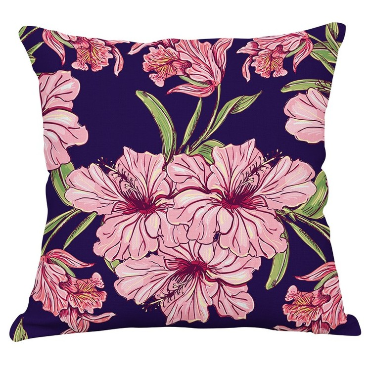 Kuddfodral - Natur - Blommor 401