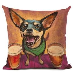 Kuddfodral - Djur - Hund 25