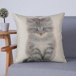 Kuddfodral - Djur - Katt 4