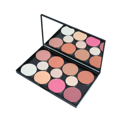 Blush & Highlight Palette