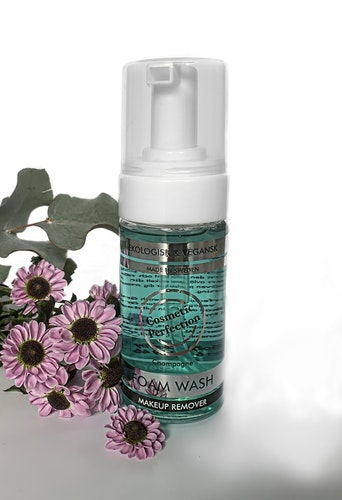 Foam Wash / Fransschampoo / Eye Makeup Remover