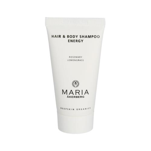 Hair & Body Schampoo Energy 30 ml