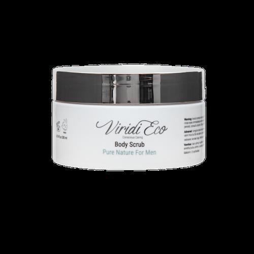 Body Scrub Pure Nature for Men Viridi Eco