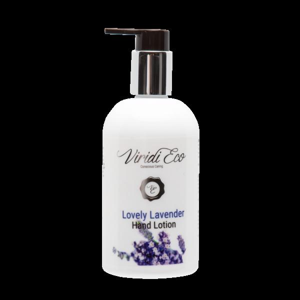 Handkräm Lovely Lavender Viridi Eco 2 storlekar