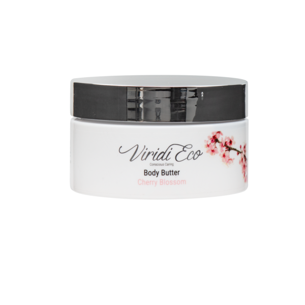Body Butter Cherry Blossom Viridi Eco