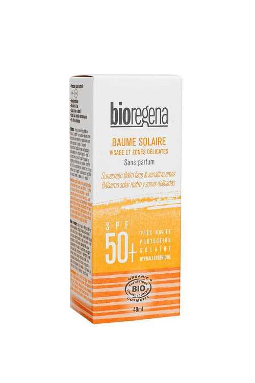 BIOREGENA SUNSCREEN BALM SPF 50+ FACE