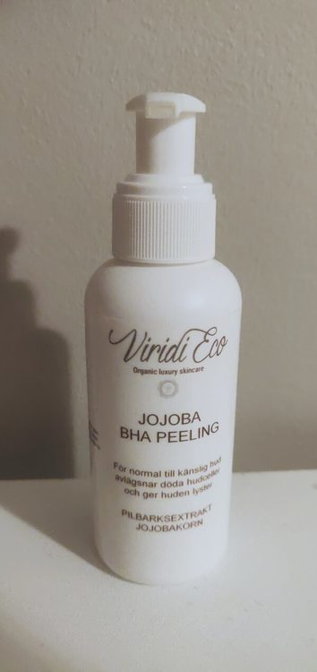 BHA Jojoba Peeling Viridi Eco