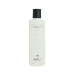 Hair & Body Shampoo Liquorice Maria Åkerberg 2 storlekar