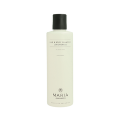 Hair & Body Shampoo Lemongrass Maria Åkerberg 2 storlekar