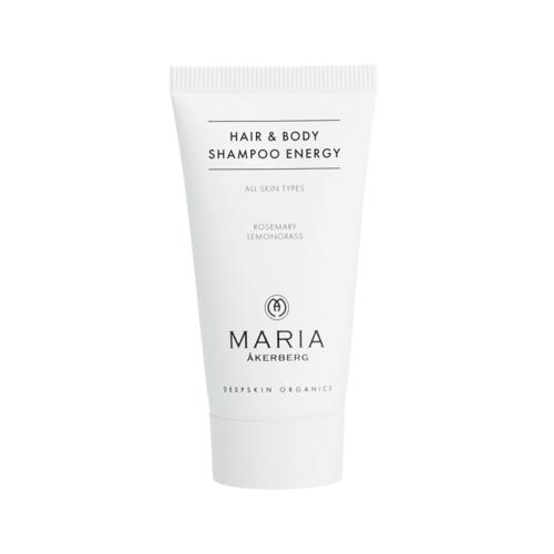 Hair & Body Shampoo Energy Maria Åkerberg 4 storlekar