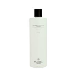 Hair & Body Shampoo Rosemary Maria Åkerberg 2 storlekar