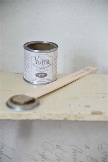 Kalkfärg Vintage Brown 100 ml