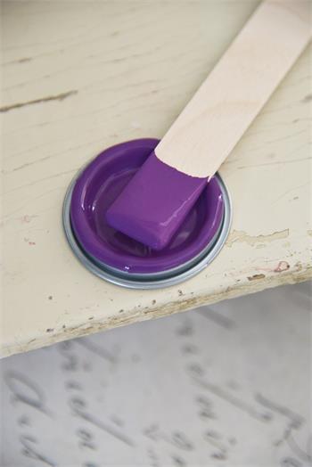 Kalkfärg Dark Purple 700 ml
