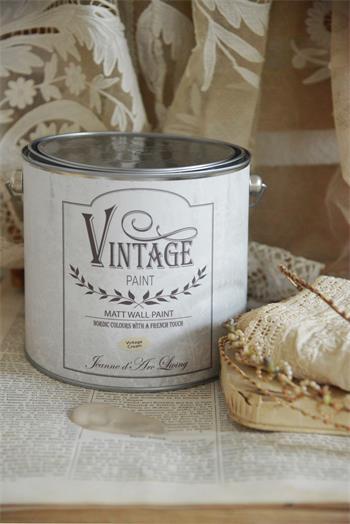Matt Vintage Cream 2500 ml