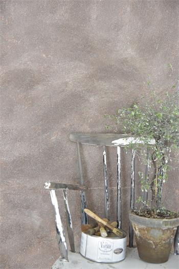 Effekt Väggfärg BronzeBrown 1 liter