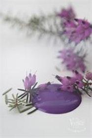 Kalkfärg Dark Purple 100 ml