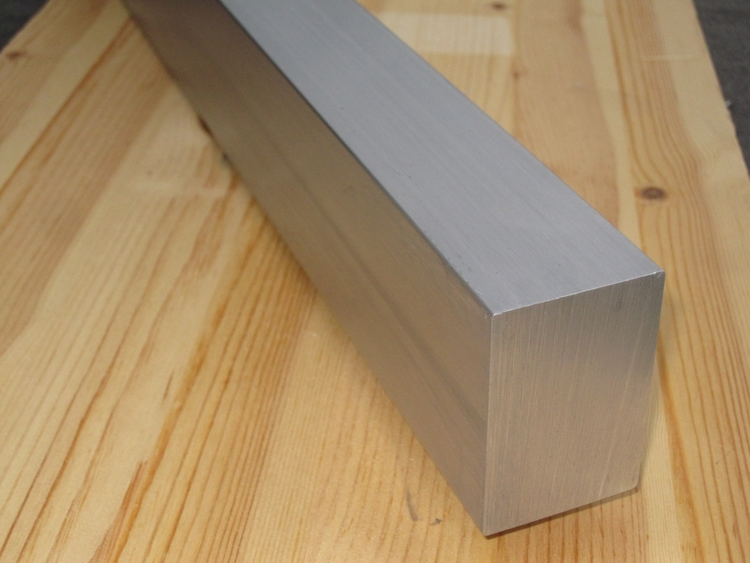 ALUMINIUM FYRKANTSTÅNG  30*20mm  EN-AW 6082-T6