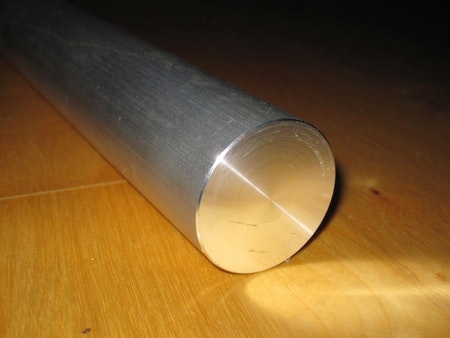 ALUMINIUM 25mm  EN-AW 6082-T6