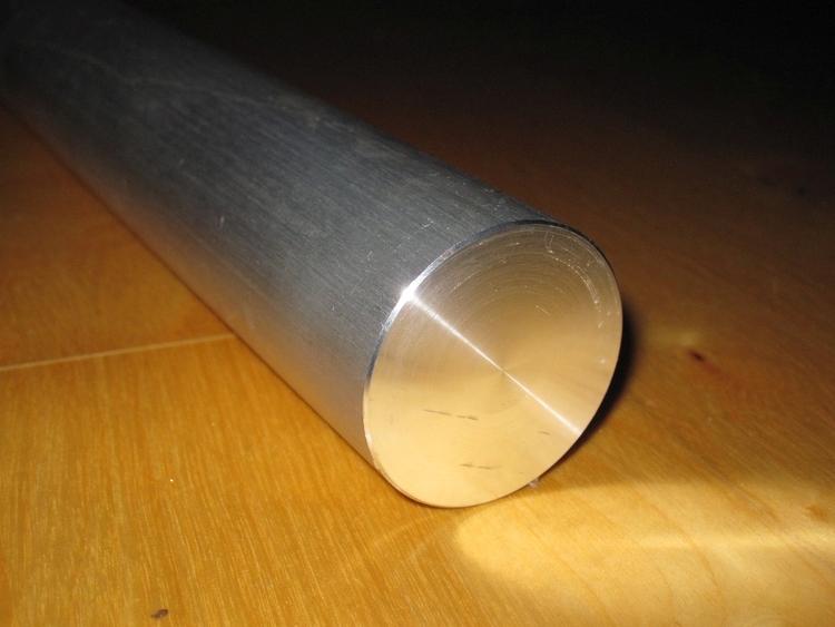 ALUMINIUM 75mm  EN-AW 6082-T6