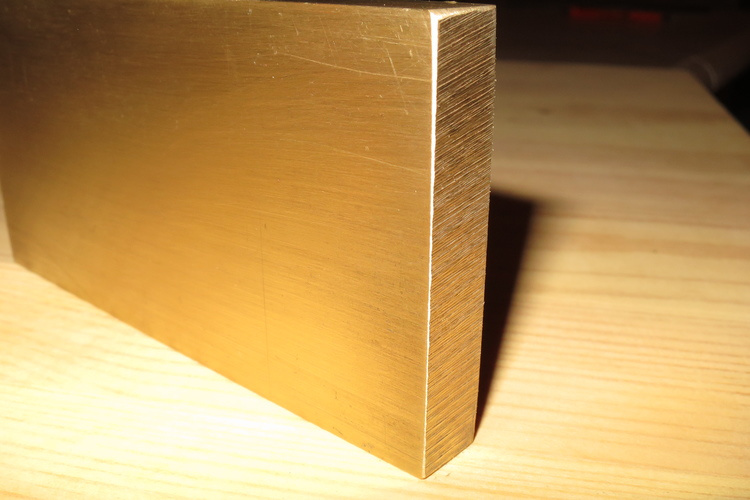 MÄSSING PLATTSTÅNG 20*5mm SS 5170