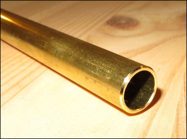 MÄSSINGSRÖR 10*1mm CW508L - SS5150-04