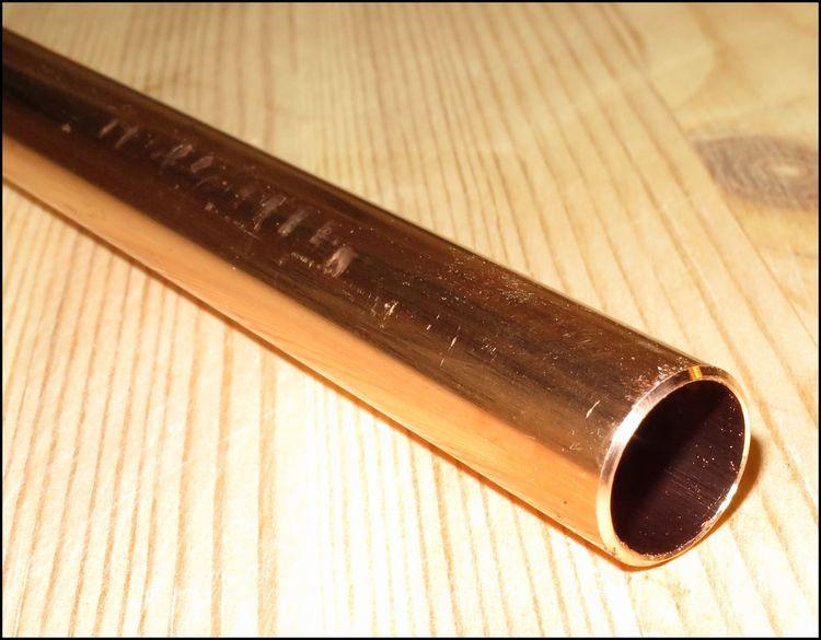 KOPPARRÖR 15*1mm CW024A - SS5015-04