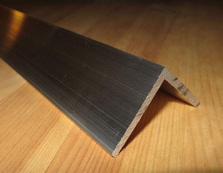 ALUMINIUM VINKELPROFIL 40*40*4mm EN AW-6060-T6