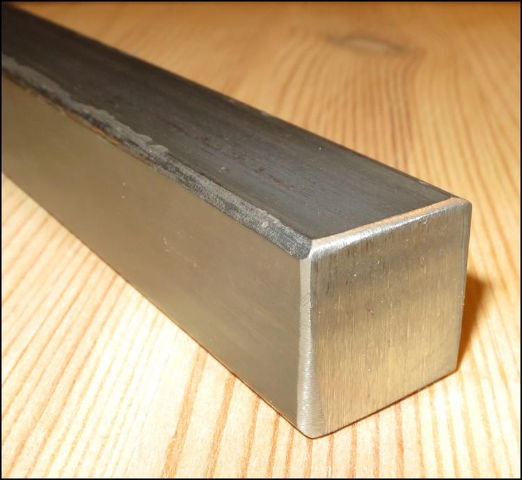 FYRKANSTÅNG VARMVALSAD 25*25mm s235JRG2 / ss1312