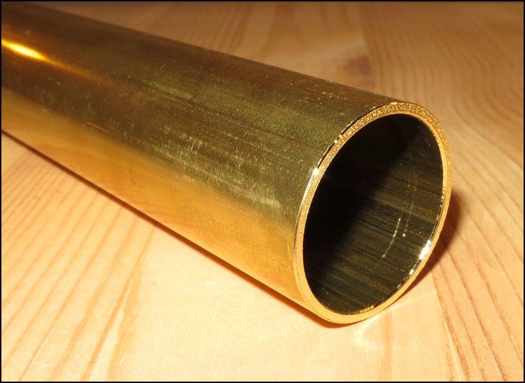 MÄSSINGSRÖR 20*1mm CW508L - SS5150-04