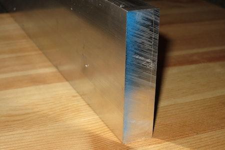 ALUMINIUM PLATTSTÅNG 80*20mm  EN-AW 7075-T6