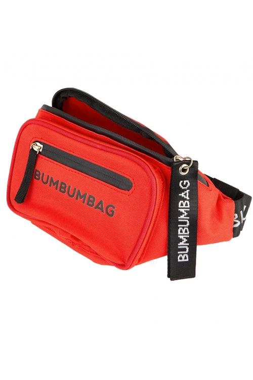 Bumbumbag - Milkshake bumbag spicy strawberry - Röd