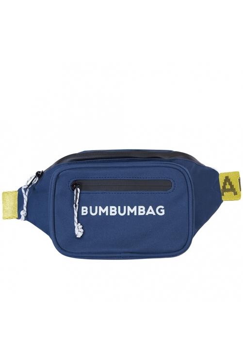 Bumbumbag - Milkshake GPS Bumbag Blueberry Muffin - Mörkblå